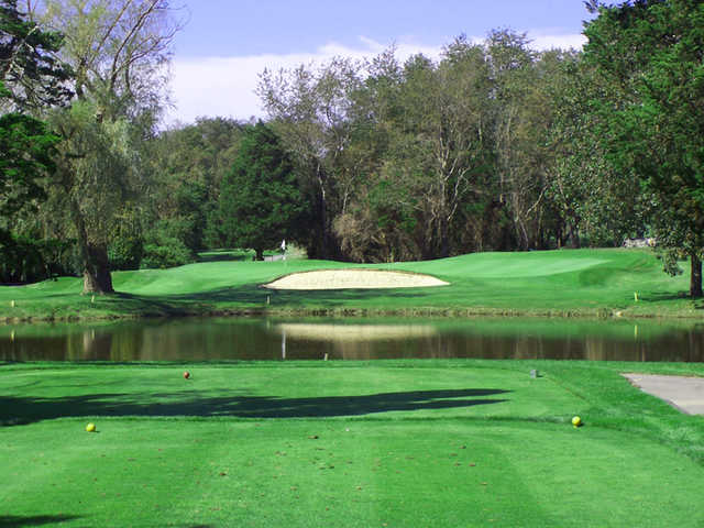 Green Valley Country Club In Portsmouth Rhode Island Usa