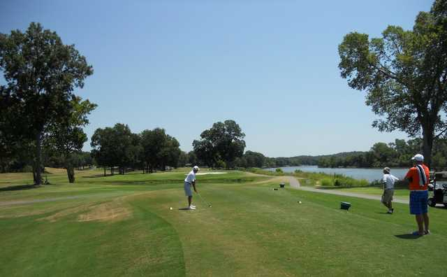 alotian golf club in roland, arkansas, usa | golf advisor