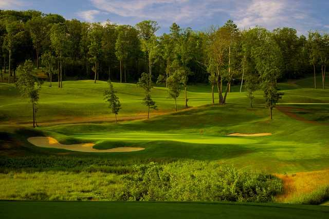 Golden Eagle Country Club: Golden Eagle Golf Club In Fifty Lakes, Minnesota, USA