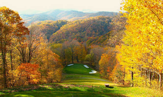Wolf Laurel Country Club In Mars Hill North Carolina Usa