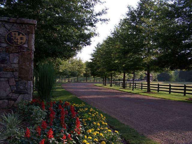 Barnsley Resort In Adairsville Georgia Usa Golf Advisor