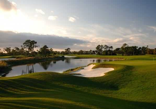 Wanamaker Course At Pga Golf Club In Port Saint Lucie