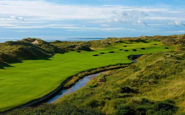 Trump International Golf Links Scotland in Balmedie, Aberdeenshire ...
