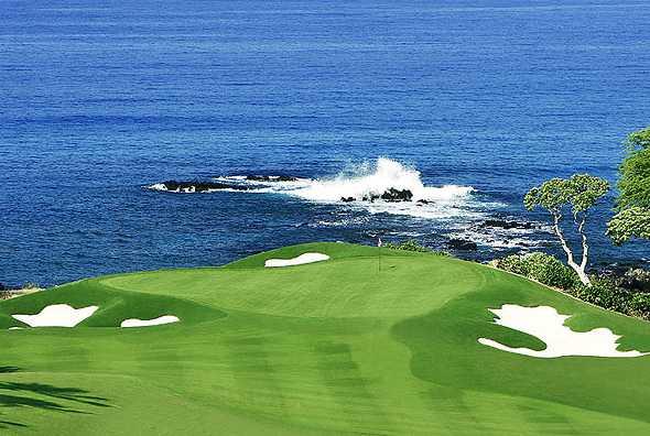 Mauna Kea Golf Course In Kamuela Hawaii Usa Golf Advisor