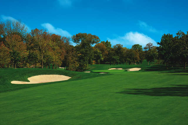 Muirfield Village Golf Club In Dublin Ohio Usa Golf