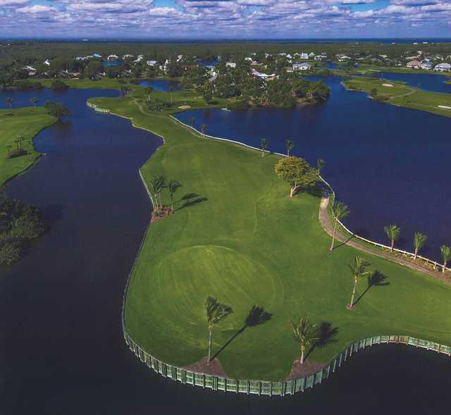 Dunes Golf And Tennis Club Sanibel Island Florida