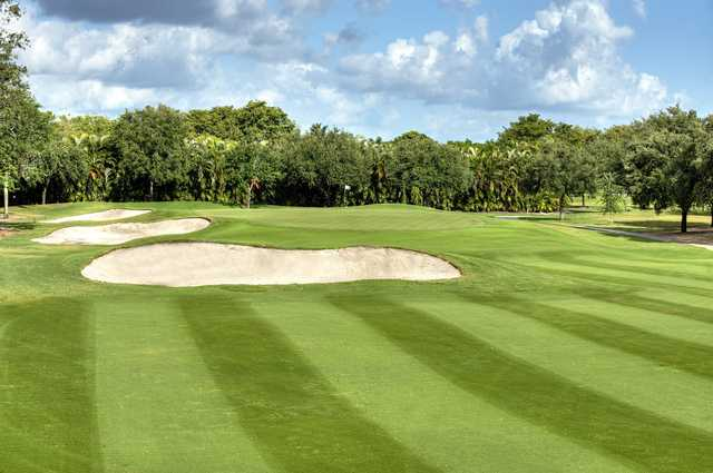 East at Jacaranda Golf Club in Plantation, Florida, USA ...