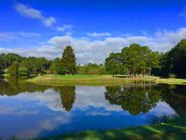 Panorama Golf Club - Winged Foot Course in Conroe, Texas ...