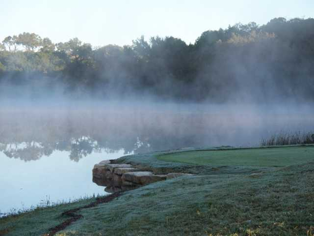 Crystal falls golf course in leander texas usa golf for Crystal falls