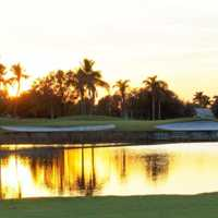 Westchester GCC: sunset