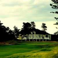 Pine Ridge GC: Clubhouse