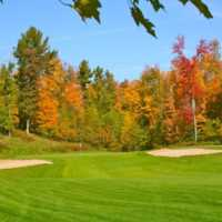 Glacier Wood GC: #13