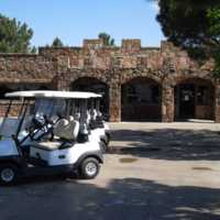 Stone Gate GC: clubhouse