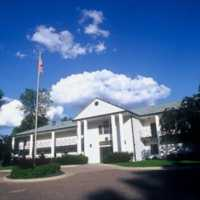 Mississippi National Golf Links: Clubhouse