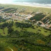 Peninsula GC: Aerial view