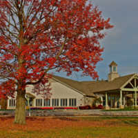 Eagle Ridge GC: Clubhouse