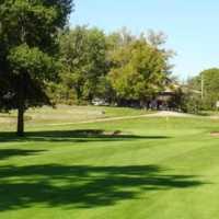 Princeton GC: Clubhouse
