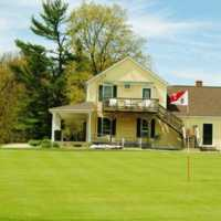 Twin Springs GC: Clubhouse & #2