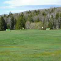Stratton Mountain CC: Practice area