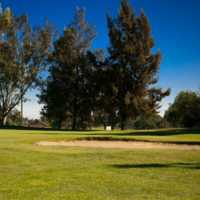 Chino Creek at El Prado GC: #11