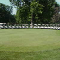 South Shore GC: Putting green