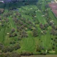 Oak Springs GC: Aerial view