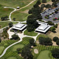 Hunter Ranch GC: Aerial view