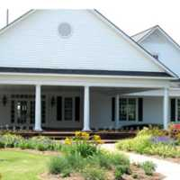 Bradford Creek GC: Clubhouse