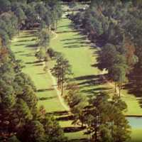 Pinewood CC: Aerial view