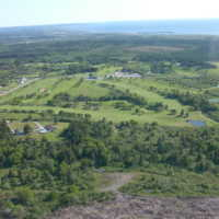 Clare GCC: Aerial view
