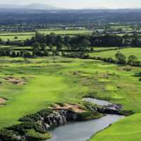 The K Club - Smurfit Course: Quarry Hole