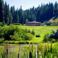 Plumas Pines Golf Resort: Clubhouse