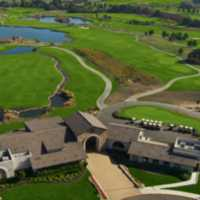Eagle Vines GC: clubhouse