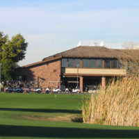 Peoria Pines GC: clubhouse