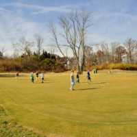 Tri County Golf Ranch: Practice area
