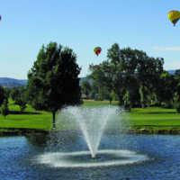 Hidden Valley Lake GC: #5