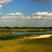 Roy Kizer Golf Course: #13