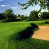 A view of a green at Fort Worth Country Club