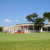 A view of the clubhouse at Golf Club of Dallas