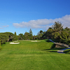 A view of hole #4 at Peninsula Golf & Country Club