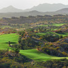 A view of hole #6, #5 and #1 at Tom Fazio Course from Querencia Country Club