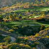 A view of greens at Tom Fazio Course from Querencia Country Club