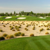 A view of the 15th hole at Aliante Golf Course