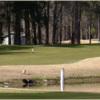 A view from Carolina Shores Golf Club