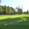 A view of the 9th green at Blackberry Farm Golf Course