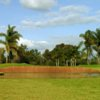 A view of a hole at Miramar Memorial Golf Course