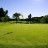 A view of hole #11 at San Vicente Inn & Golf Club
