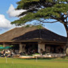 View of the clubhouse at Kiahuna Golf Club