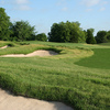 Old American GC: the bunkering on the par-4 13th (Tripp Davis and Associates)
