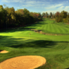 A view of green #2 at Bulle Rock Golf Club